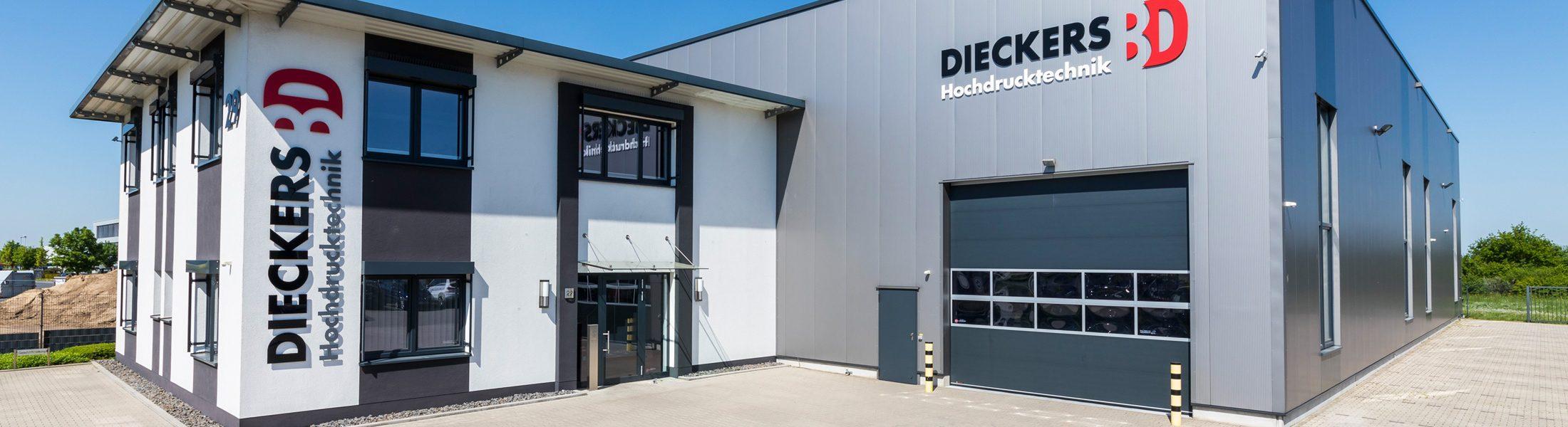 Firmengebäude Dieckers GmbH & CO. KG